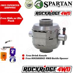 """Lockers - Spartan Lockers - USA Standard - Spartan Locker for Chrysler 8.25"""" with 29 spline axles, includes heavy-duty cross pin shaft"""