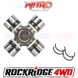 U Joints - Axle Joints - Nitro Gear & Axle - Nitro 2007+ Rubicon Front Chromoly U-joint for Dana 30 & 44