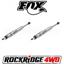 "Fox Shocks - Fox 2.0 Adventure Series Shocks for REAR 07-18 Toyota Tundra 4WD | w/ 3"" Lift"
