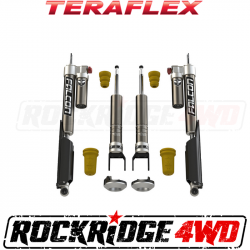"""Falcon 2.25"""" Sport Tow/Haul Shock Leveling System for 2019+ Ram 1500/Rebel"""