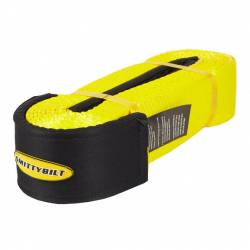 """Winches & Recovery Gear - Recovery Gear - Smittybilt - Smittybilt Tow Strap 2"""" X 20' 