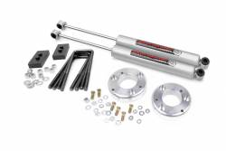 2009-16 Ford F150 - ROUGH COUNTRY - Rough Country - Rough Country 2IN FORD LEVELING LIFT KIT (14-20 F-150) - 56930