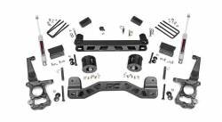 2009-16 Ford F150 - ROUGH COUNTRY - Rough Country - ROUGH COUNTRY 4IN FORD SUSPENSION LIFT KIT (15-20 F-150 2WD) - 55130