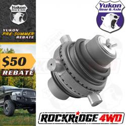 Lockers / Spools / Limited Slips - Rockwell - Yukon Gear & Axle - Yukon Grizzly Locker for 2.5 ton Rockwell with 16 spline axles