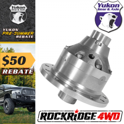 Dana Spicer - Dana 60 - Yukon Gear & Axle - Yukon Grizzly Locker for Dana 60, 4.10 & down, 30 spline