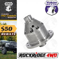 """Ford - 10.25"""" 12 Bolt Rear (Sterling) - Yukon Gear & Axle - Yukon Grizzly locker, Ford 10.25"""" & 10.5"""" with 35 splines."""