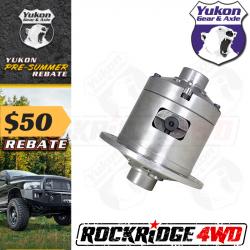 """Ford - 8.8"""" Ford 10 Bolt Rear - Yukon Gear & Axle - Yukon Grizzly locker, Ford 8.8"""" with 31 splines."""