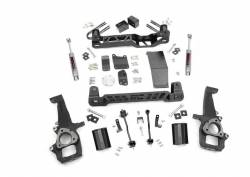 "2006-08 Dodge 1/2 Ton Pickup - Rough Country - Rough Country - Rough Country 2006-2008 Dodge Ram 4WD 1500 6"" Suspension Lift Kit - 32730"