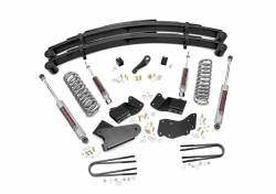 """FORD - 1983-Newer Ford Explorer - Rough Country - Rough Country 4"""" Suspension Lift Kit for Ford 91-94 Explorer-44030"""