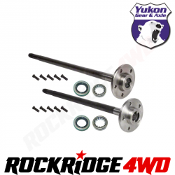 Shop By Brand - Yukon Gear & Axle - Yukon Gear & Axle - YUKON GEAR DANA 35 REAR AXLE KIT | 27 SPLINE FOR 91-06 JEEP WRANGLER YJ TJ LJ XJ
