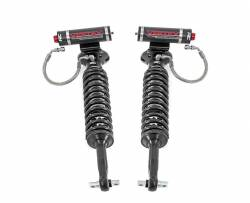 2007-13 Chevy / GMC 1/2 Ton Pickup - Rough Country - Rough Country - ROUGH COUNTRY GM FRONT ADJUSTABLE VERTEX COILOVERS (07-18 SILVERADO/SIERRA 1500 | FOR 3.5IN LIFTS)