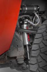 Rough Country - Rough Country GM FRONT ADJUSTABLE VERTEX SHOCKS (11-19 SILVERADO/SIERRA 2500/3500 | FOR 3-4.5IN LIFTS) - Image 2