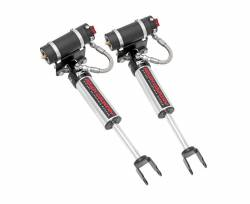 Rough Country - Rough Country GM FRONT ADJUSTABLE VERTEX SHOCKS (11-19 SILVERADO/SIERRA 2500/3500 | FOR 3-4.5IN LIFTS) - Image 1