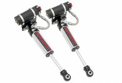 2011-19 Chevy / GMC 1 Ton Pickup - Rough Country - Rough Country - Rough Country GM FRONT ADJUSTABLE VERTEX SHOCKS (11-19 SILVERADO/SIERRA 2500/3500 | FOR 5-7.5IN LIFTS)