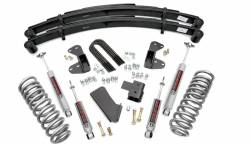 """1980-1996 Ford F-150 - Rough Country - Rough Country - Rough Country 2.5"""" Suspension Lift Kit for Ford 80-96 F150 - 51030"""