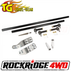 TOYOTA - Steering & Components - TRAIL-GEAR - Trail Gear FJ40 Land Cruiser High Steer Kit | Left Hand Drive | 4 Stud