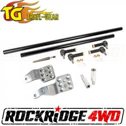 TOYOTA - Steering & Components - TRAIL-GEAR - Trail Gear FJ40 Land Cruiser High Steer Kit | Left Hand Drive | 6 Stud
