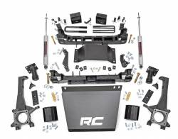 2005-20 Toyota Tacoma - Rough Country - Rough Country - Rough Country 6IN TOYOTA SUSPENSION LIFT KIT (16-21 TACOMA 4WD) - 75820