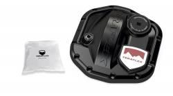 TeraFlex Dana 30 AdvanTEK (M186) Front HD Differential Cover Kit