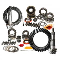 2500/3500 - 2003-2014 - Nitro Gear & Axle - Nitro Front & Rear Gear Package Kit 2013-18 Dodge Ram 2500/3500 with Cummins Diesel, (Choose Ratio)