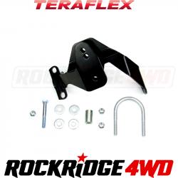 "Suspension Build Components - Track Bars & Brackets - TeraFlex - TERAFLEX JK 2.5"" Rear Track Bar Axle Bracket Kit – Right Hand Drive"