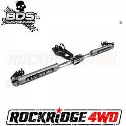 BDS NX2 Dual Steering Stabilizer Kit for 07-18 Jeep Wrangler JK