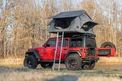 ROUGH COUNTRY ROOF TOP TENT | RACK MOUNT | 12 VOLT ACCESSORY & LED LIGHT KIT