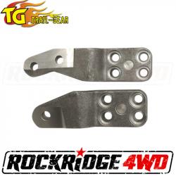 Steering Stabilizer's & Dual Kits | Upgrades - Toyota Pickup & 4Runner - TRAIL-GEAR - TRAIL-GEAR Steering Arm Set **CHOOSE 6 OR 4 STUD & RHD/LHD**